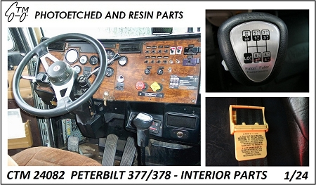 Peterbilt 377 378 interior - Peterbilt 379 interior accessories ...