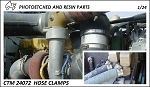 Photo Etch Hose Clamps