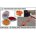 Us Truck and Trailer Reflectors