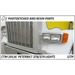 Peterbilt 378, 379 Lights