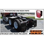 Semi Truck Tail Lights