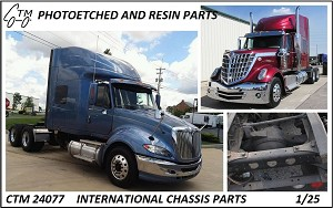International Chassis Parts