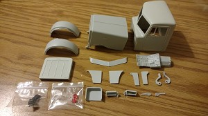 Peterbilt 379 Conversion kit